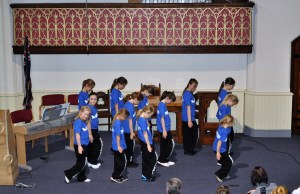 Winchelsea Primary School Dancers (2) Sat. 10th May
